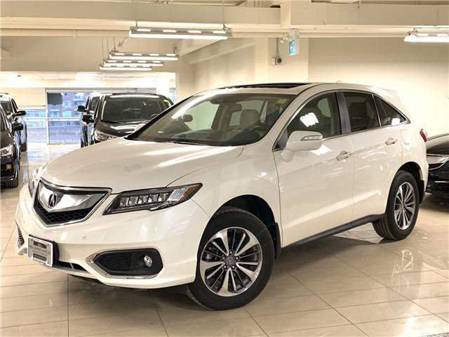 2018 Acura RDX Elite (Stk: D12366A) in Toronto - Image 1 of 31