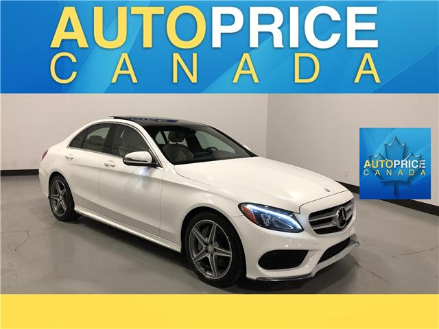 2016 Mercedes-Benz C-Class Base (Stk: B0255) in Mississauga - Image 1 of 28