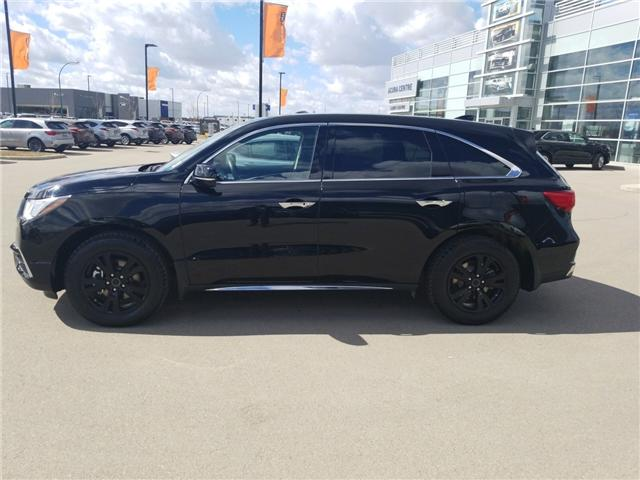 2018 Acura MDX Navigation Package (Stk: A3984) in Saskatoon - Image 3 of 20