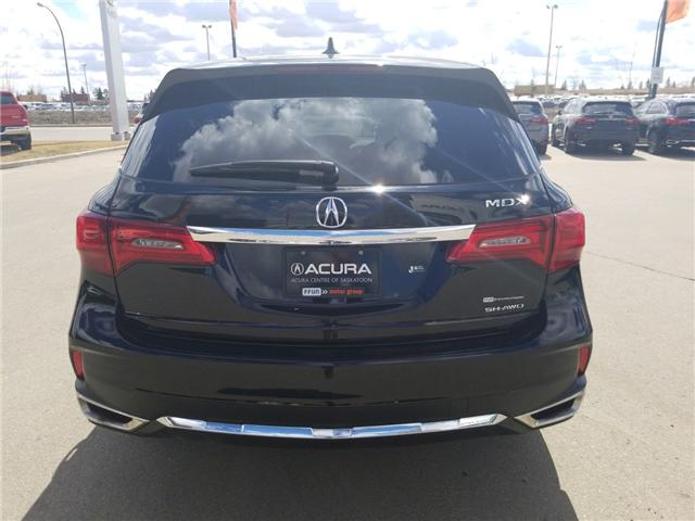 2018 Acura MDX Navigation Package (Stk: A3984) in Saskatoon - Image 5 of 20