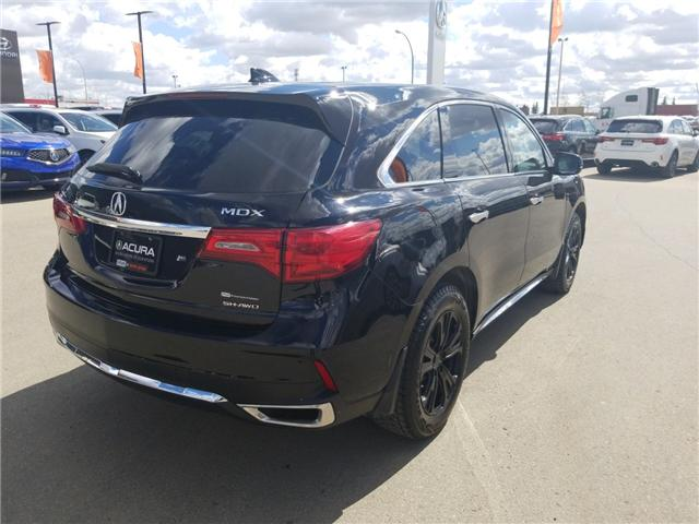 2018 Acura MDX Navigation Package (Stk: A3984) in Saskatoon - Image 6 of 20