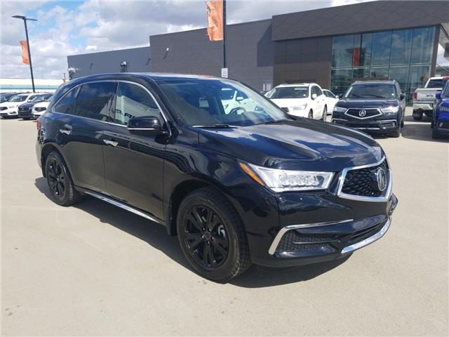 2018 Acura MDX Navigation Package (Stk: A3984) in Saskatoon - Image 7 of 20