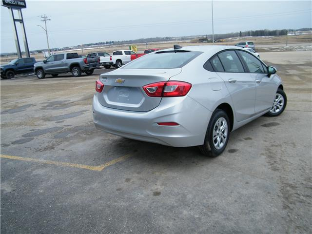2019 Chevrolet Cruze LS (Stk: 57148) in Barrhead - Image 3 of 15
