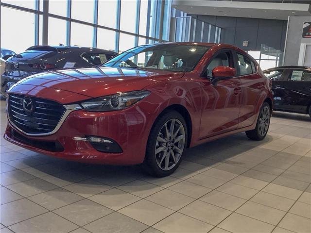 2018 Mazda Mazda3 GT (Stk: N3420) in Calgary - Image 1 of 5
