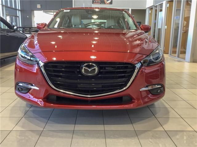 2018 Mazda Mazda3 GT (Stk: N3420) in Calgary - Image 2 of 5