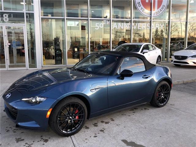 2018 Mazda MX-5 GS (Stk: N3576) in Calgary - Image 1 of 4