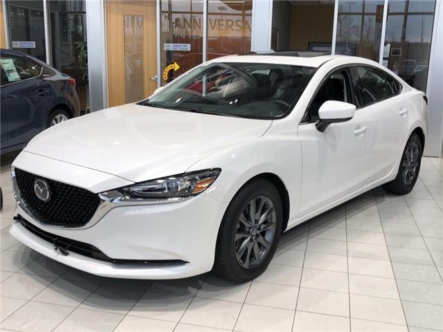 2018 Mazda MAZDA6 GS-L (Stk: N3695) in Calgary - Image 1 of 4