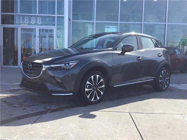 2019 Mazda CX-3 GT (Stk: N3763) in Calgary - Image 1 of 5