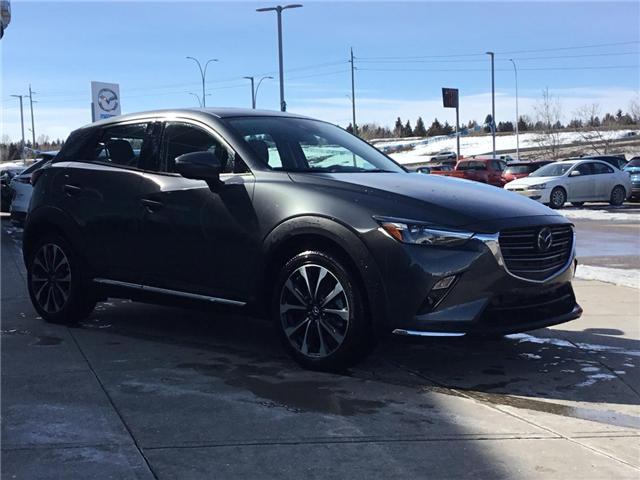 2019 Mazda CX-3 GT (Stk: N3763) in Calgary - Image 3 of 5