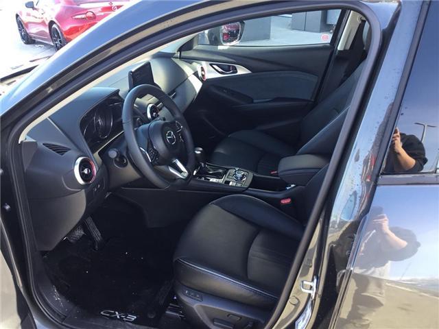 2019 Mazda CX-3 GT (Stk: N3763) in Calgary - Image 4 of 5