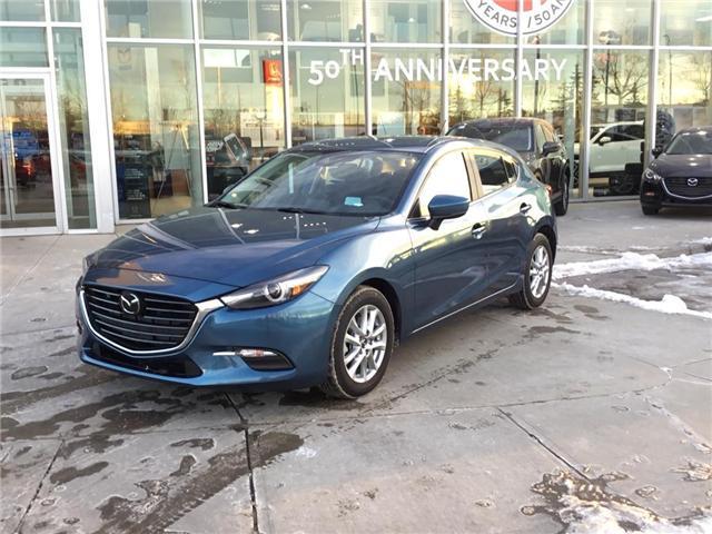 2018 Mazda Mazda3 GS (Stk: N3773) in Calgary - Image 1 of 5