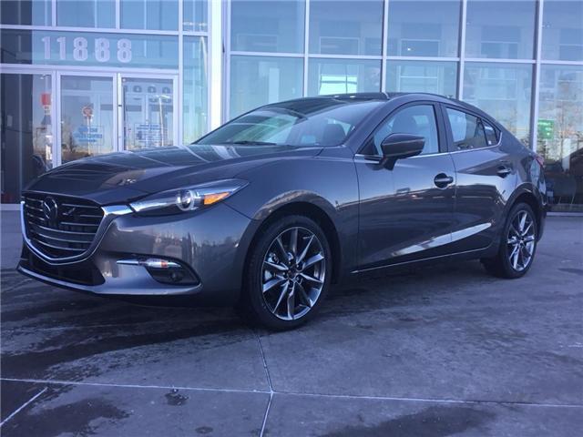 2018 Mazda Mazda3 GT (Stk: N3775) in Calgary - Image 1 of 5