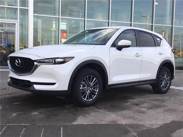 2018 Mazda CX-5 GX (Stk: N3967) in Calgary - Image 1 of 4
