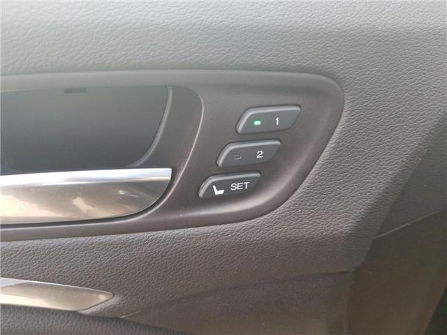 2018 Acura MDX Navigation Package (Stk: A3984) in Saskatoon - Image 20 of 20