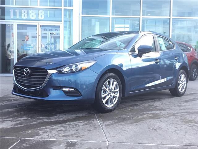 2018 Mazda Mazda3 GS (Stk: N4013) in Calgary - Image 1 of 4