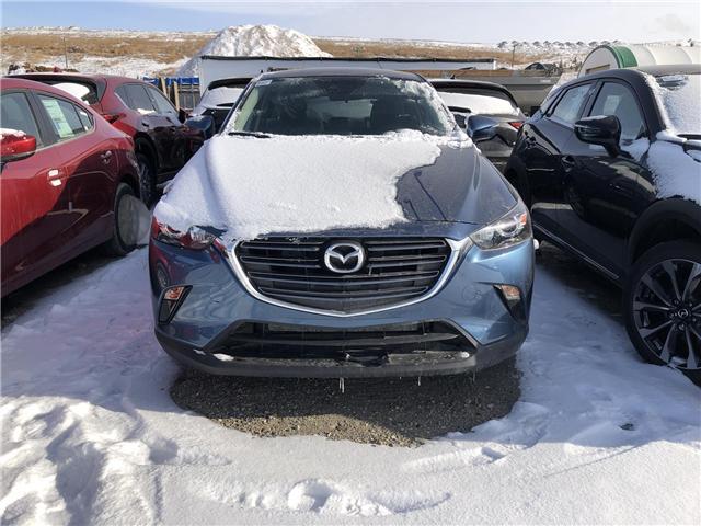2019 Mazda CX-3 GS (Stk: N4103) in Calgary - Image 1 of 4