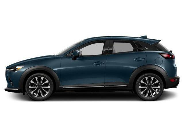 2019 Mazda CX-3 GS (Stk: N4103) in Calgary - Image 3 of 4