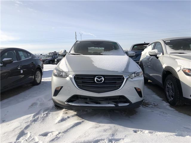 2019 Mazda CX-3 GS (Stk: N4273) in Calgary - Image 1 of 1