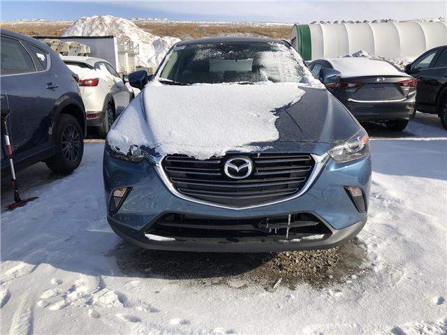 2019 Mazda CX-3 GS (Stk: N4366) in Calgary - Image 1 of 1