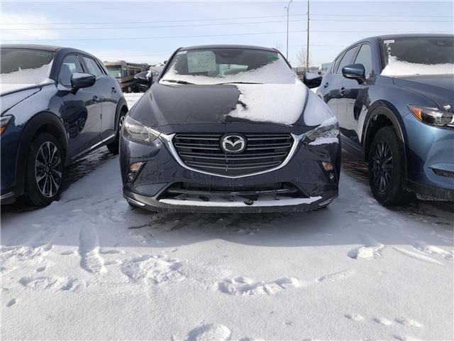 2019 Mazda CX-3 GT (Stk: N4369) in Calgary - Image 1 of 1