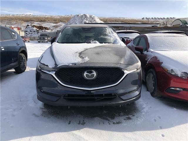2019 Mazda CX-5 Grand Touring (Stk: N4402) in Calgary - Image 1 of 1