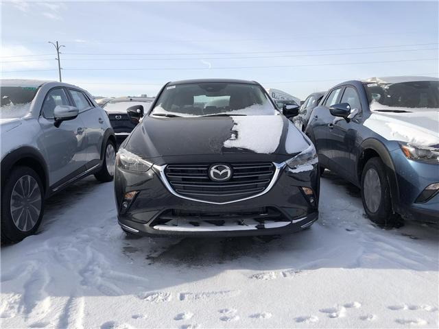 2019 Mazda CX-3 GT (Stk: N4425) in Calgary - Image 1 of 1
