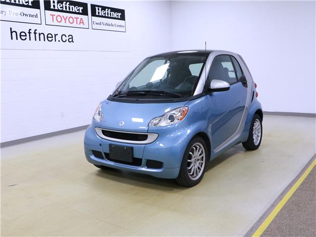 2012 Smart Fortwo Passion (Stk: 186319) in Kitchener - Image 1 of 22