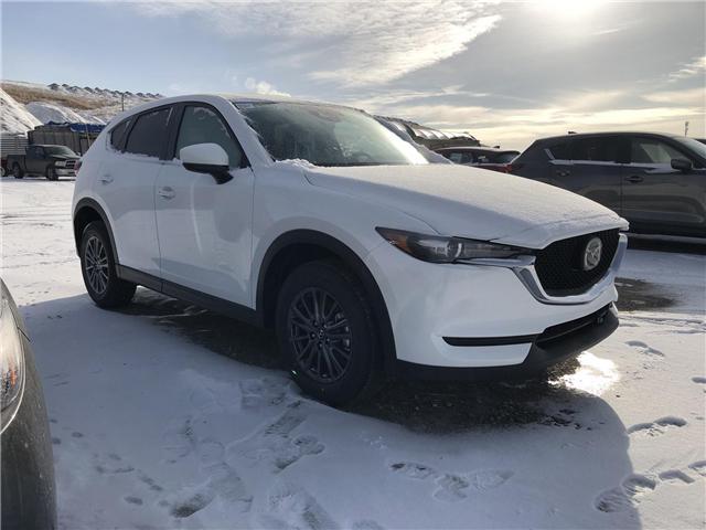 2019 Mazda CX-5 GS (Stk: N4456) in Calgary - Image 1 of 2