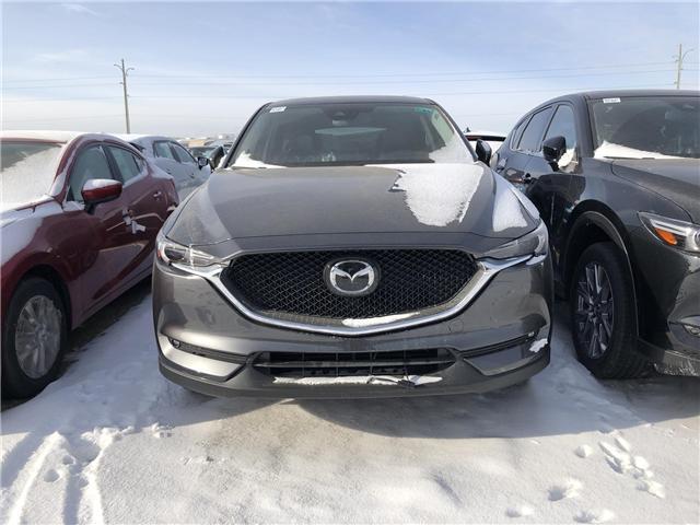 2019 Mazda CX-5 GT (Stk: N4464) in Calgary - Image 1 of 6