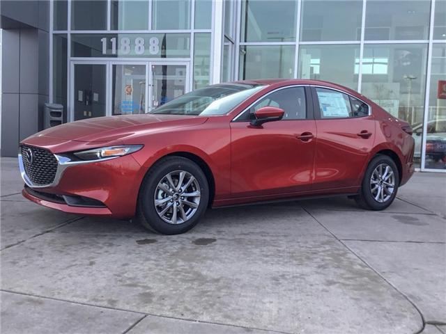 2019 Mazda Mazda3 GS (Stk: N4471) in Calgary - Image 1 of 5