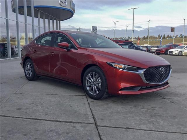 2019 Mazda Mazda3 GS (Stk: N4471) in Calgary - Image 3 of 5