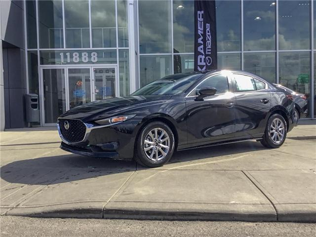 2019 Mazda Mazda3 GS (Stk: N4472) in Calgary - Image 1 of 5