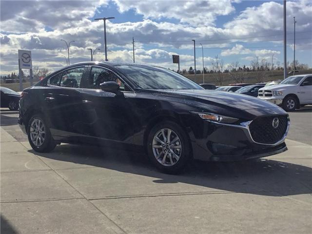 2019 Mazda Mazda3 GS (Stk: N4472) in Calgary - Image 3 of 5