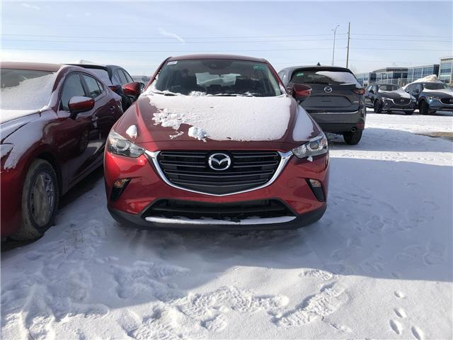2019 Mazda CX-3 GS (Stk: N4499) in Calgary - Image 1 of 1