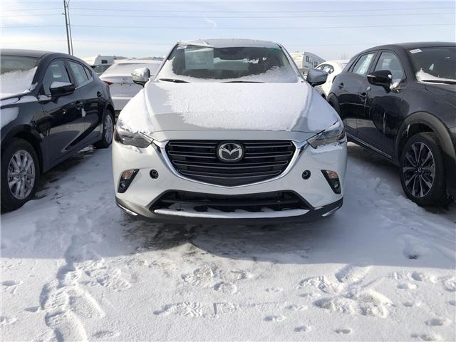 2019 Mazda CX-3 GT (Stk: N4507) in Calgary - Image 1 of 1
