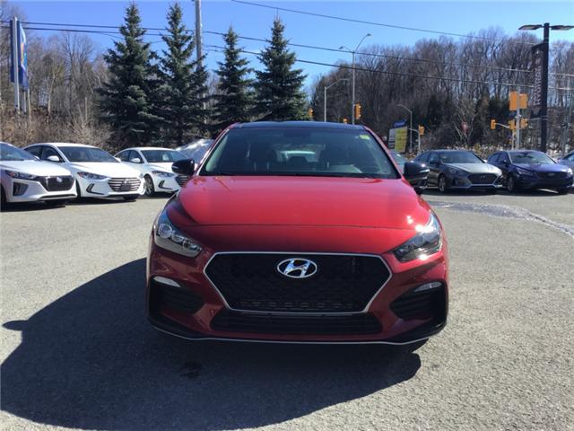 2019 Hyundai Elantra GT N Line (Stk: R95535) in Ottawa - Image 2 of 11