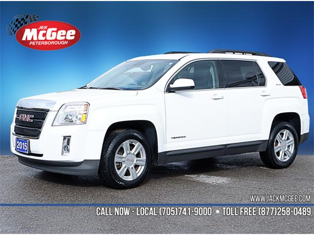 2015 GMC Terrain SLE-2 (Stk: 19075A) in Peterborough - Image 1 of 16
