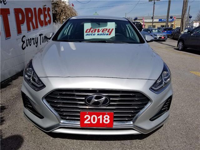 2018 Hyundai Sonata GL (Stk: 19-246) in Oshawa - Image 2 of 13