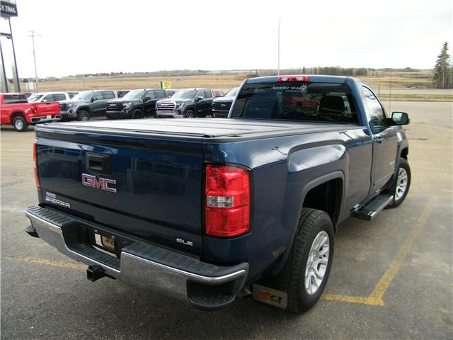 2016 GMC Sierra 1500 SLE (Stk: 49753) in Barrhead - Image 4 of 15