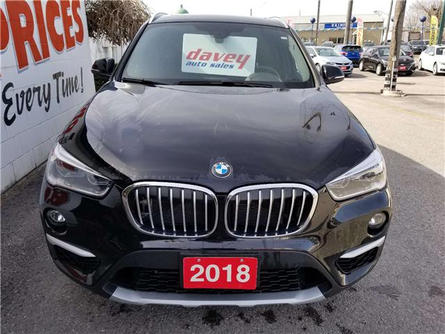 2018 BMW X1 xDrive28i (Stk: 18-580) in Oshawa - Image 2 of 16