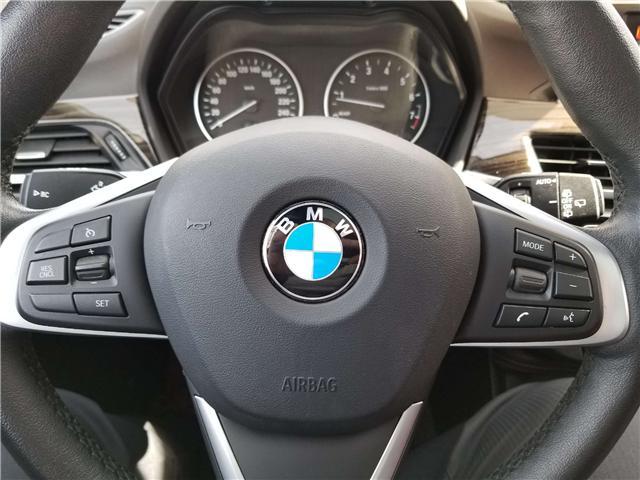 2018 BMW X1 xDrive28i (Stk: 18-580) in Oshawa - Image 12 of 16