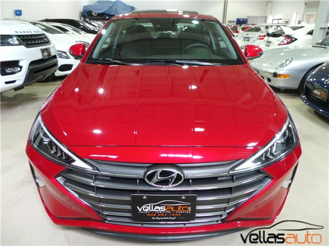 2019 Hyundai Elantra Preferred (Stk: NP0797) in Vaughan - Image 2 of 26