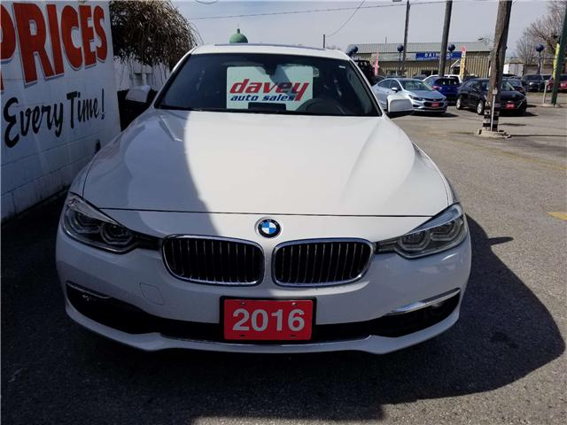 2016 BMW 328i xDrive (Stk: 19-101) in Oshawa - Image 2 of 16