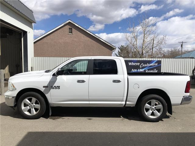 2017 RAM 1500 SLT (Stk: 14724) in Fort Macleod - Image 2 of 18