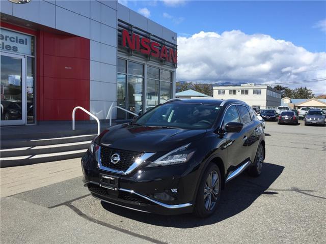 2019 Nissan Murano Platinum (Stk: N96-1469) in Chilliwack - Image 1 of 23