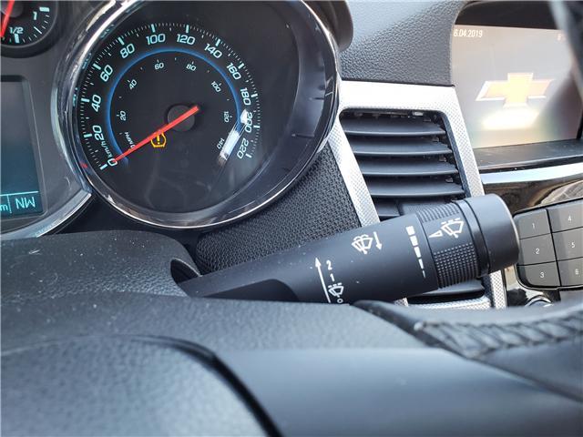 2012 Chevrolet Cruze LTZ Turbo (Stk: 39276A) in Saskatoon - Image 13 of 30