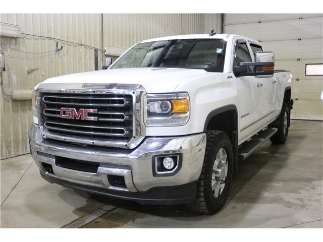 2015 GMC Sierra 3500HD SLT (Stk: KP001A) in Rocky Mountain House - Image 1 of 30