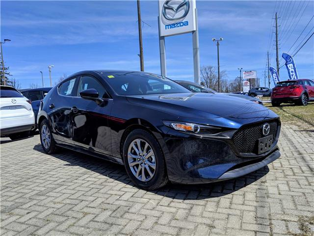 2019 Mazda Mazda3 GS (Stk: K7577) in Peterborough - Image 1 of 2