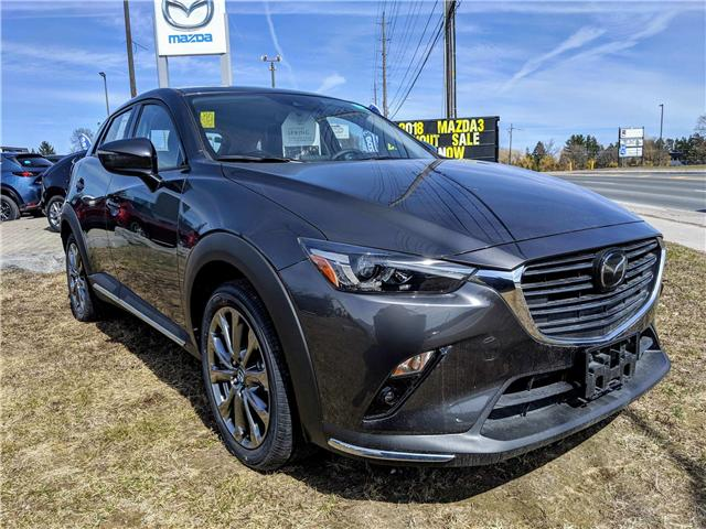 2019 Mazda CX-3 GT (Stk: I7469) in Peterborough - Image 1 of 10