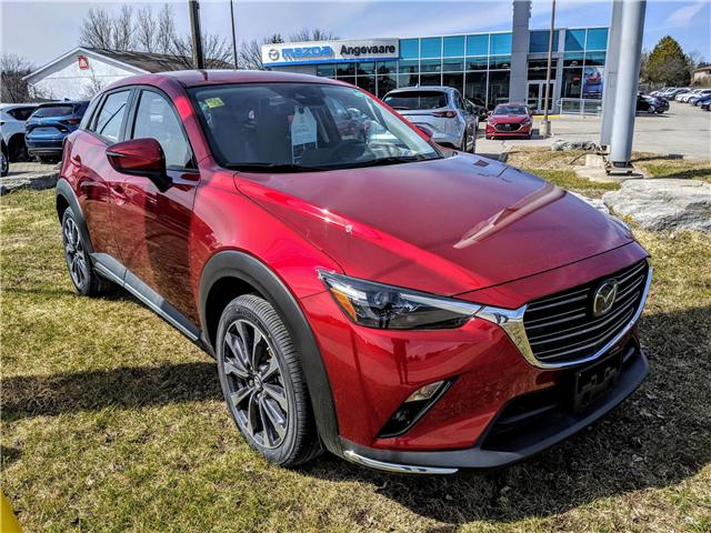 2019 Mazda CX-3 GT (Stk: I7470) in Peterborough - Image 1 of 10